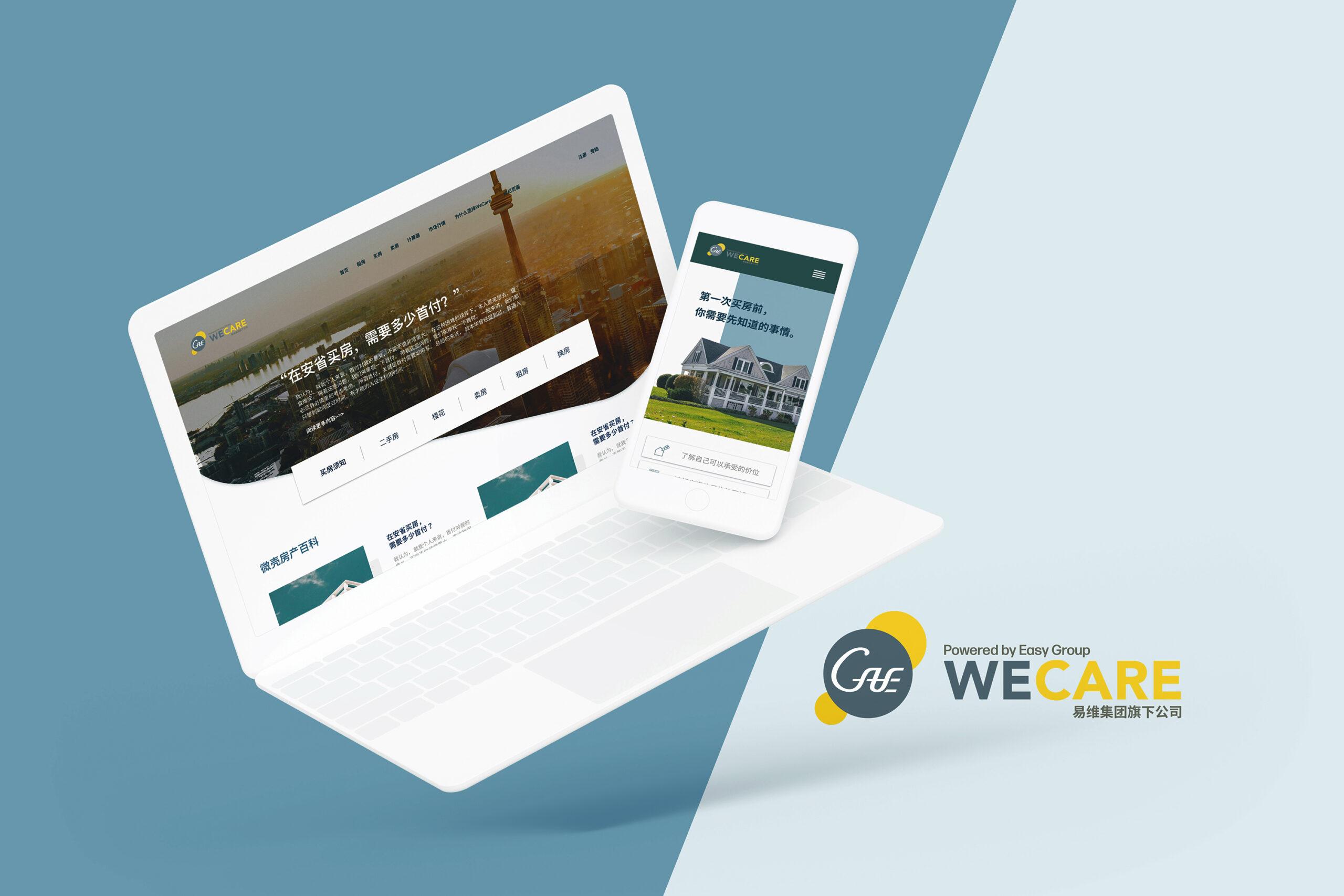 WeCare Real estate